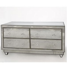 Simone Mirrored Dresser