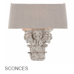 Aidan Gray Sconces