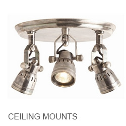 Arteriors Ceiling Mounts