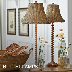 Buffet Lamps