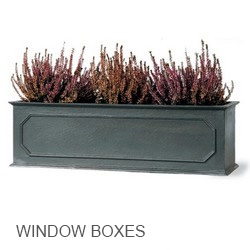 Capital Garden Window Boxes