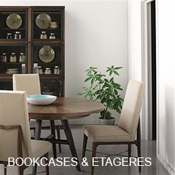 Caracole Bookcases & Etageres