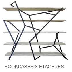 CFC Bookcases & Etageres