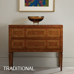 Traditional Chests & Nightstands