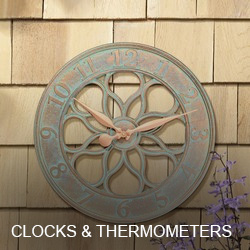 Clocks & Thermometers