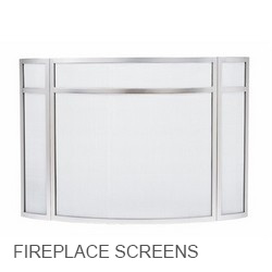 Fireplace Screens