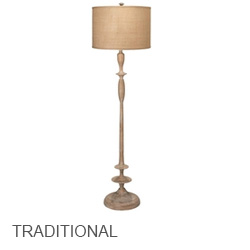 Traditional Floor Lamps