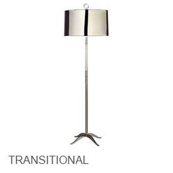 Transitional Floor Lamps