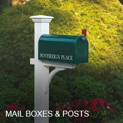 Mail Boxes & Posts