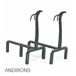 Minuteman International Andirons