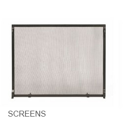 Minuteman International Fireplace Screens