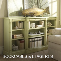 Somerset Bay Bookcases & Etageres