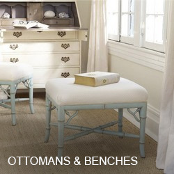Somerset Bay Ottomans & Benches