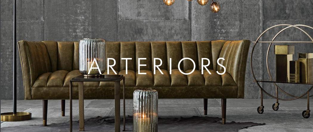 Arteriors Home Furnishings, Lighting, Lamps, Furniture, & more