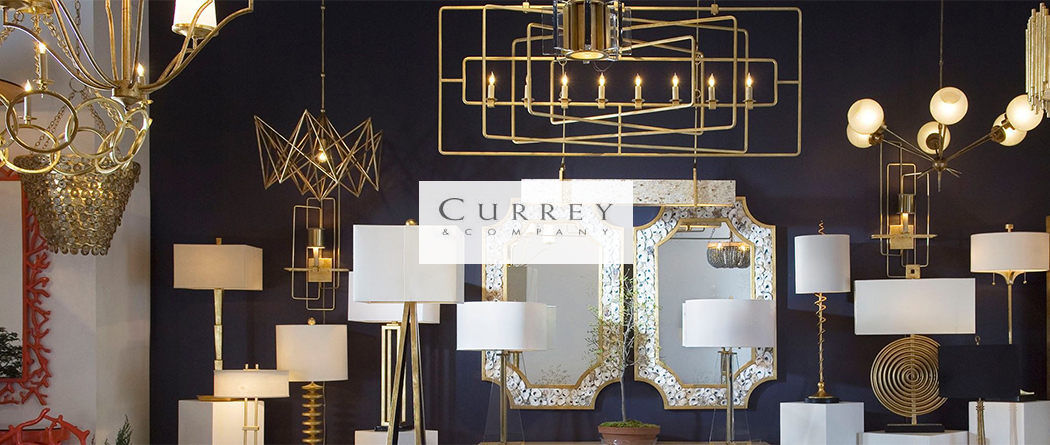 Currey Company Lighting Lamps Chandeliers Furniture More