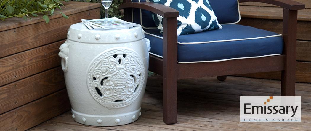 Emissary Vases Pots Bowls Accessories Interior