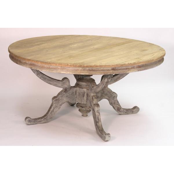 zentique provence dining table. Black Bedroom Furniture Sets. Home Design Ideas