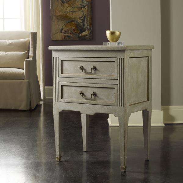 Modern History Manor House Bedside Chest