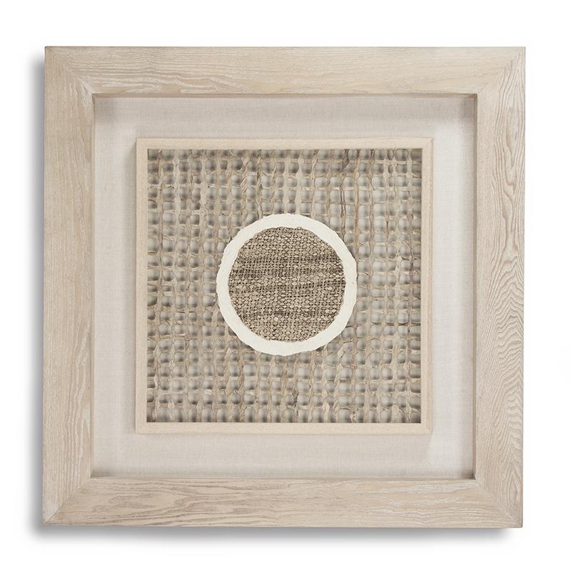 Zentique Abstract Paper Framed Art Xiv