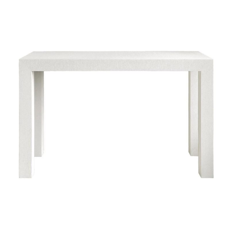 Bungalow 5 parsons console table white for 5 sofa table