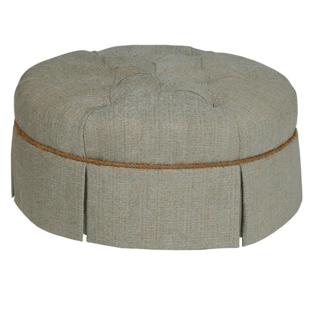 Stanford Furniture Petigrew Large 37 Round Ottoman
