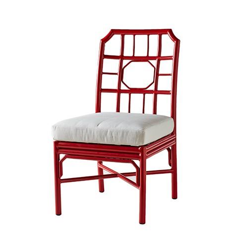 Selamat Regeant 4 Season Side Chair With Cushion