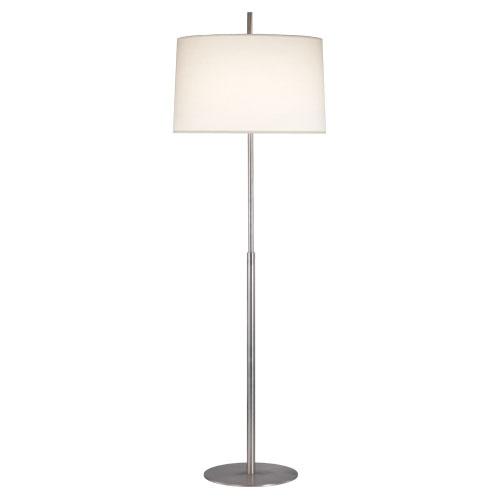 Echo Floor Lamp In Stainless Steel