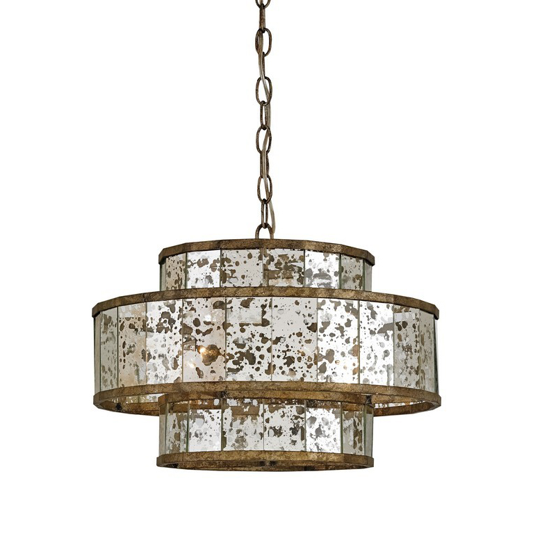Currey And Company Lucien: Currey & Company Fantine Chandelier, Small
