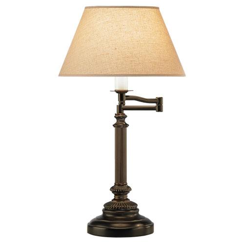 robert abbey abbey bronze swing arm table lamp victorian bronze. Black Bedroom Furniture Sets. Home Design Ideas