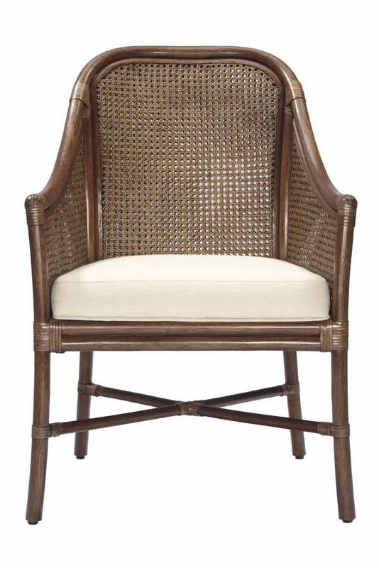 Selamat Tivoli Arm Chair Cinnamon