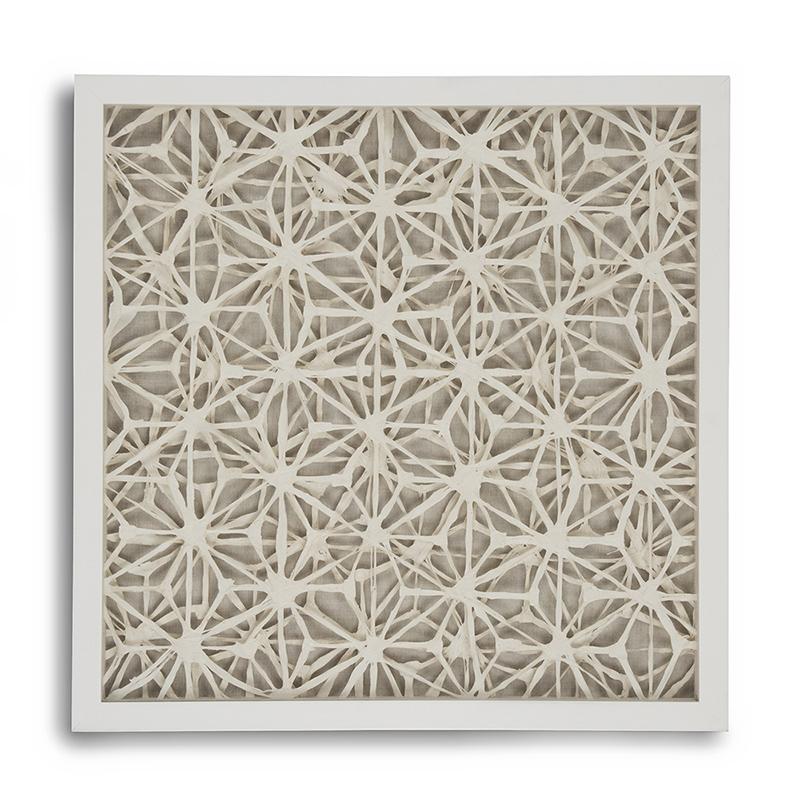 Zentique Abstract Paper Framed Art Xvi