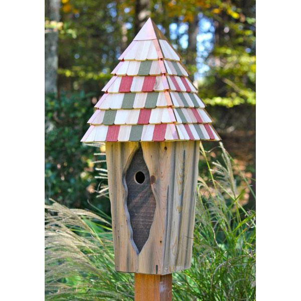 Vintage Bird House 22