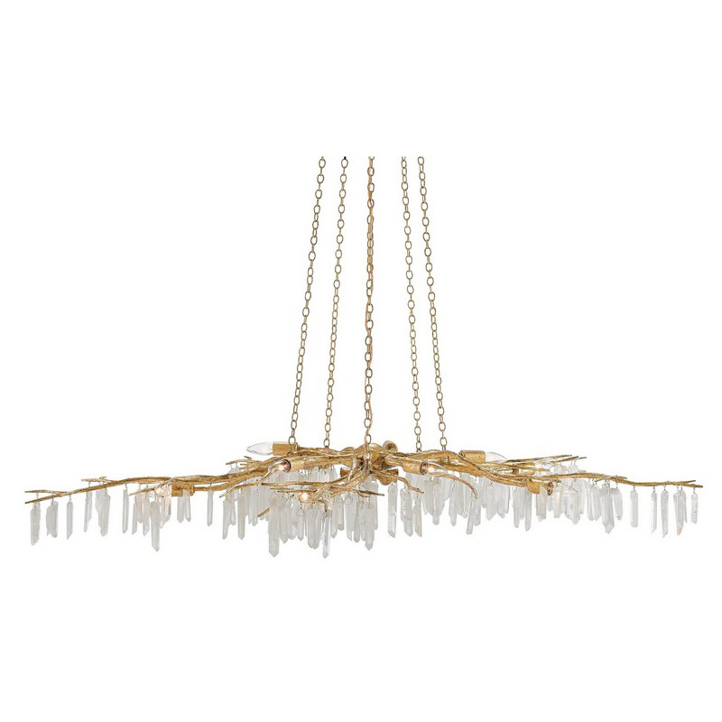 Currey Amp Company Forest Light Chandelier