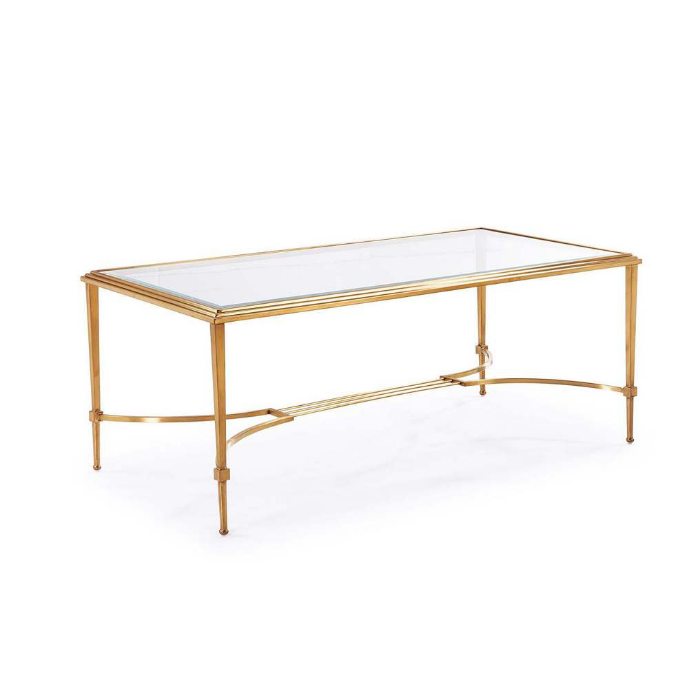 Blink Home Sophia Cocktail Table Antique Gold