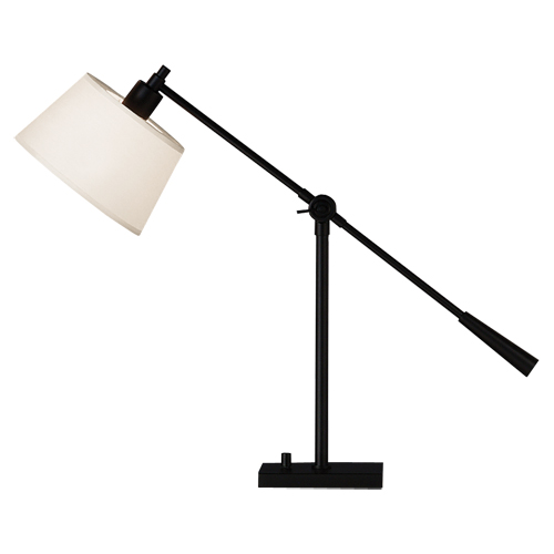 What S Hot On Pinterest Mid Century Table Lamps For Your Loft: Robert Abbey Real Simple Boom Table Lamp