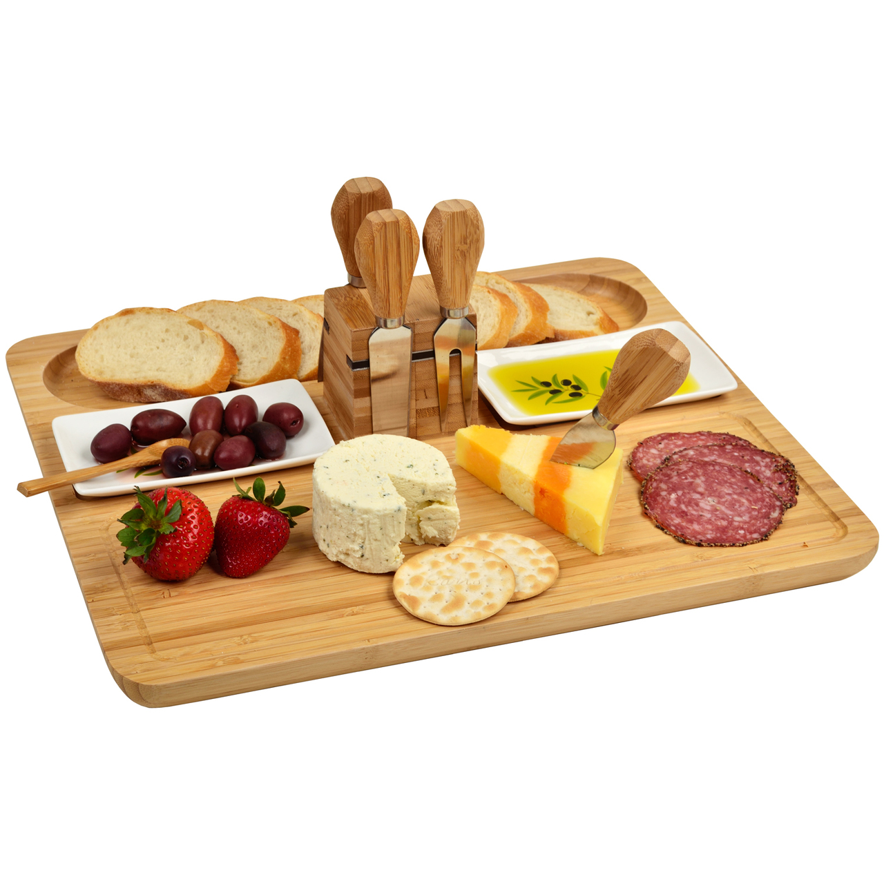 Picnic At Ascot Sherborne Cheese Board Set