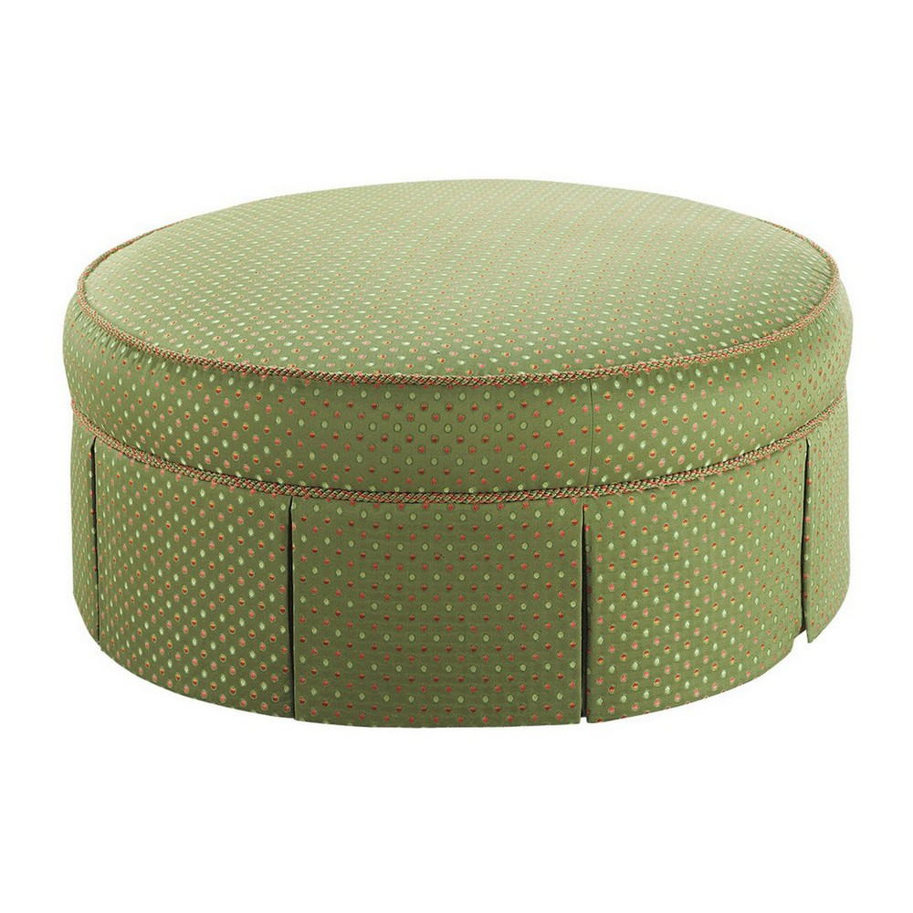 Stanford Furniture Riffle Large 41 Round Ottoman