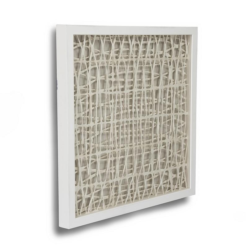 Zentique Abstract Paper Framed Art Xviii